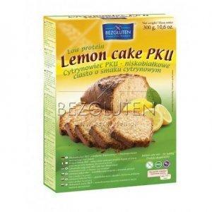Купить Смесь Bezgluten для выпечки лимонного торта PKU 300г