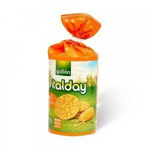 Купить Хлебцы Gullon кукурузные 130г