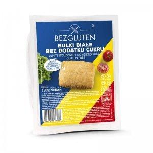 Купить Булочки Bezgluten белые DIA 180г