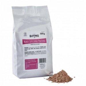 Купить Мука Glutenex гречневая жареная 500г