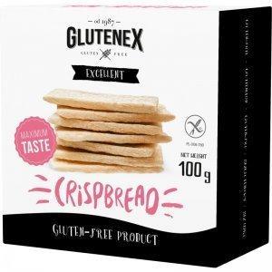 Купить Хлебцы Glutenex кукурузно-рисовые 100г