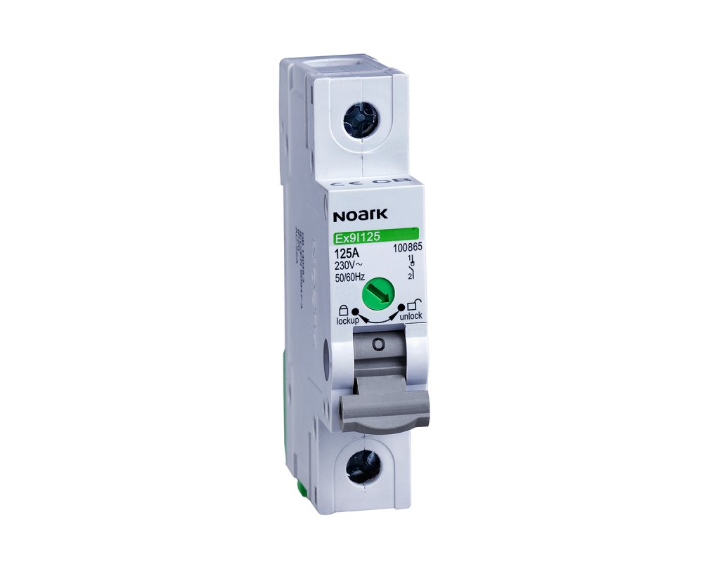 Купить Разъединители Isolator Ex9I125 1P 40A