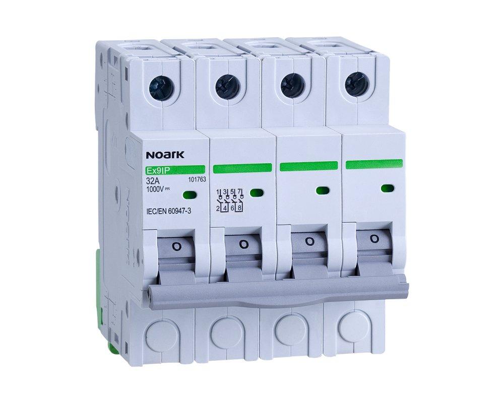 Купить Разъединители Installation isolator Ex9IP 4P 63A