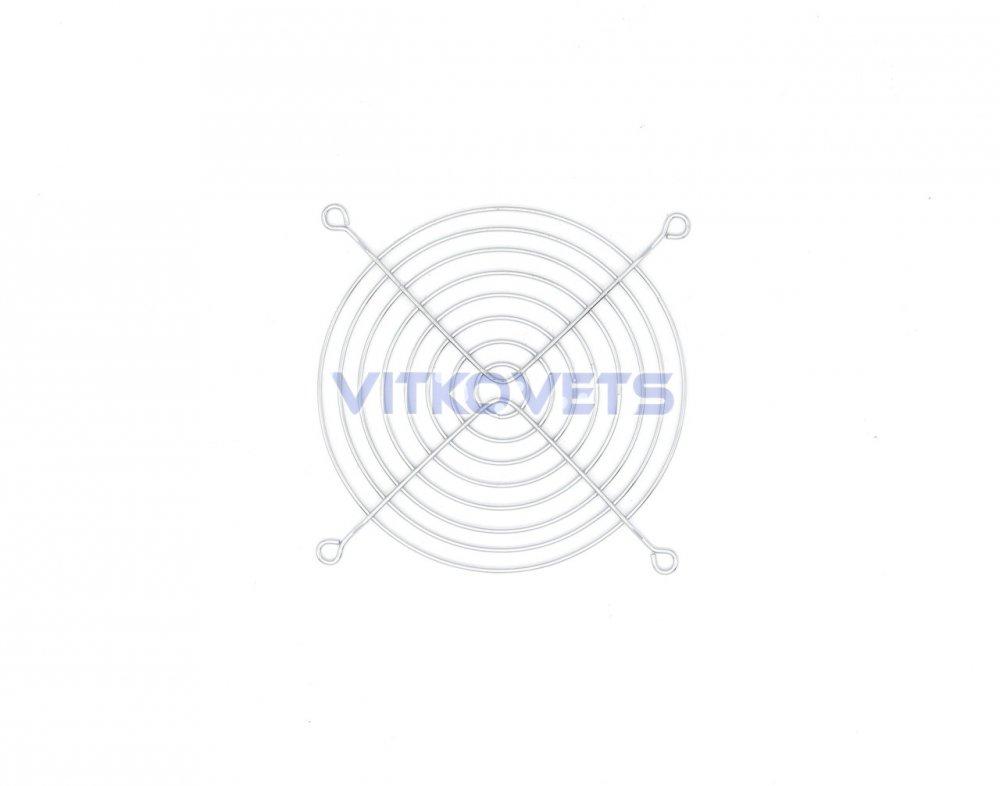 Купить Металлическая решетка FG-12 для вентилятора 120x120мм
