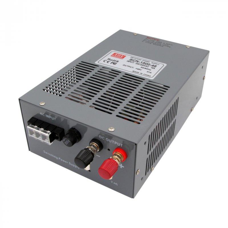 Купить Импульсный блок питания SCN-1500-48, 48V, 32A, 1500W