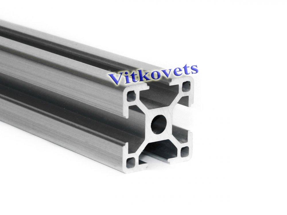 Купить Станочный алюминиевый профиль 30х30 500мм