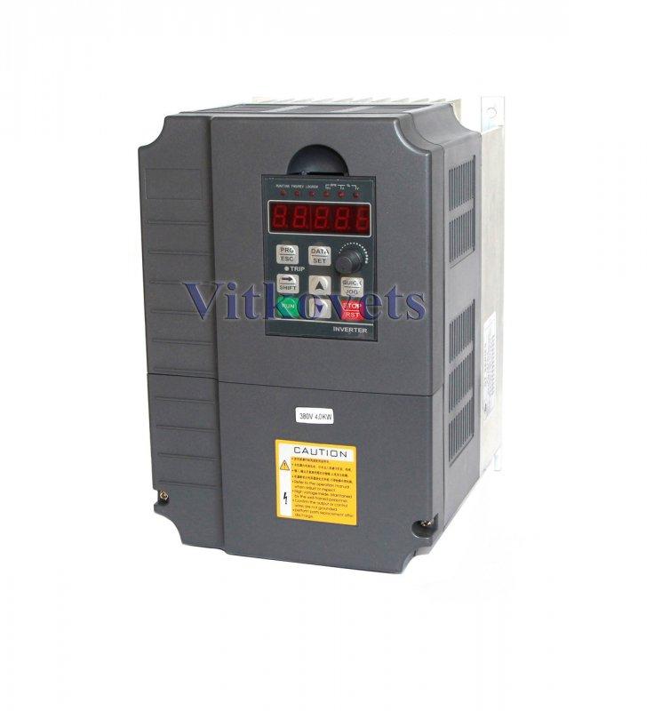 Купить Инвертор (частотник) GT-4R0G-4, 4KW 380V три фазы