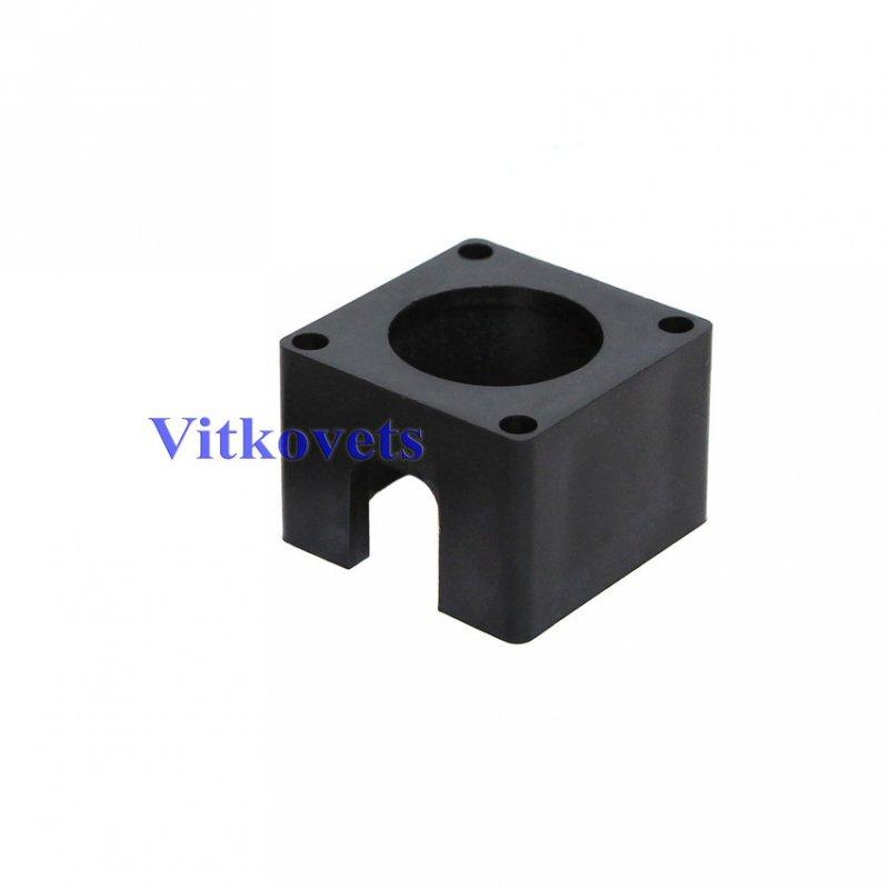 Купить Установочный блок шагового двигателя NEMA23, пластик