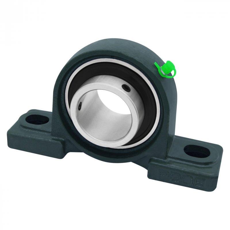 Купить Подшипниковый узел UCP208 самоустанавливающийся, подшипник в корпусе на вал 40 мм