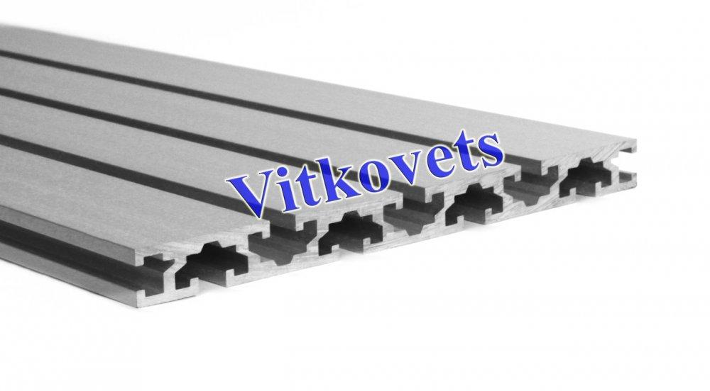 Купить Станочный алюминиевый профиль для стола 15*180 3000мм