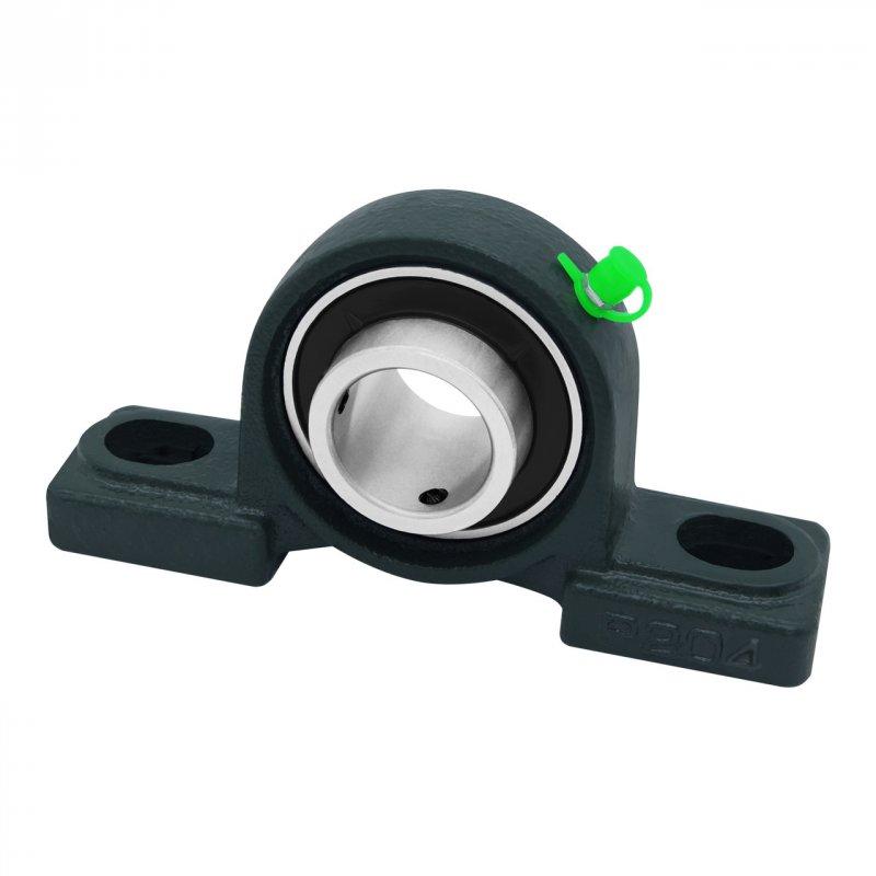 Купить Подшипниковый узел UCP204 самоустанавливающийся, подшипник в корпусе на вал 20 мм