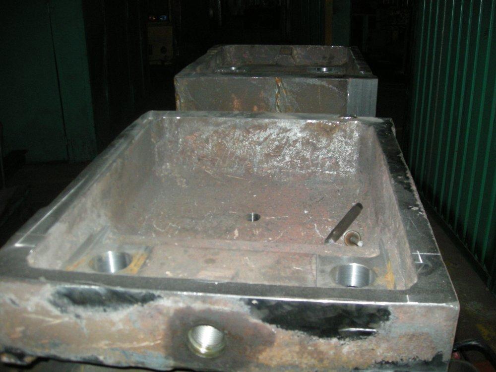 Запчасти к кристаллизаторам | изготовление, пр-во Интерметалл