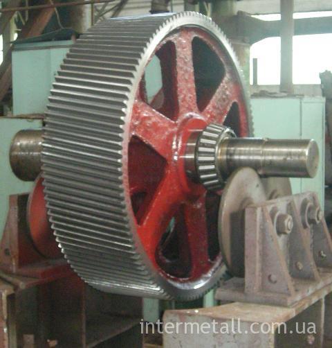 Колеса зубчатые изготовление | на заказ Украина, Днепропетровск