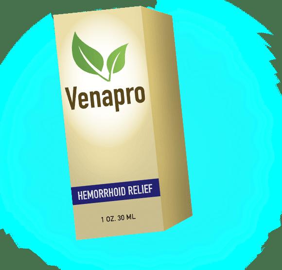 Buy Venapro (Venapro) - cream for hemorrhoids