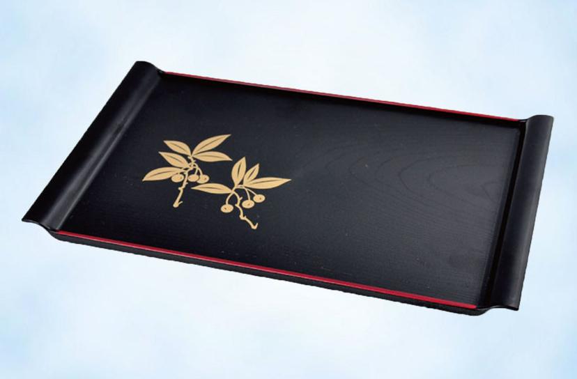 Поднос (подставка) на стол бамбук 29 см