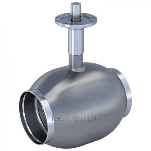 Купить Кран шаровой стальной специального назначения Vexve 107/S под приварку, EN (DIN), DN 350 - 600