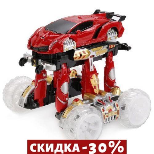 Купить Машина-трансформер на радиоуправлении