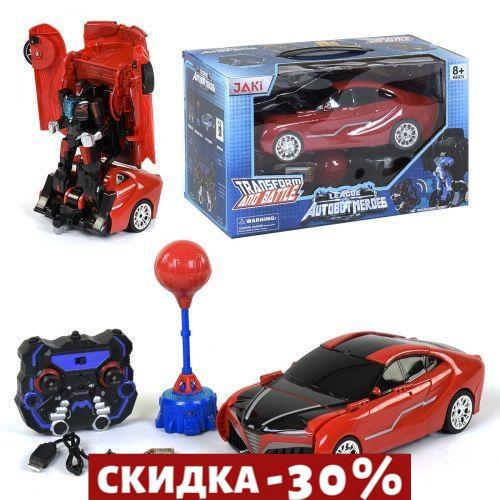 Купить Машина-трансформер на радиоуправлении Автобот-боксер
