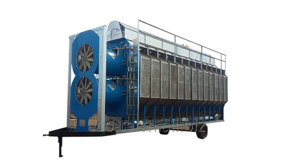 Мобильная модульная зерносушилка PGD-2207M - 9,85 т/ч