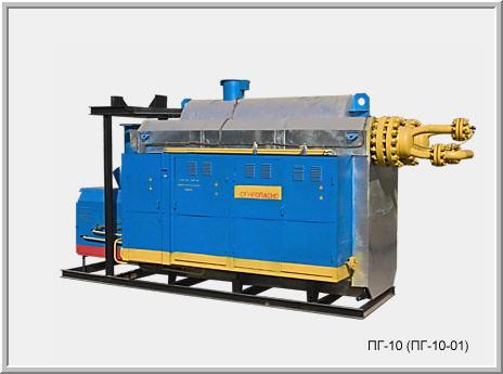 Купить Подогреватели газа ПГ-10 (ПГ-10-01)