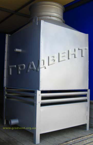 Градирня «ИВА-50»