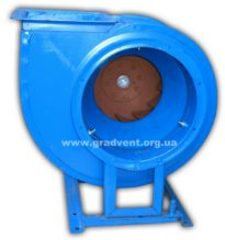 Вентилятор центробежный ВЦ 4-75 №6,3 (ВР 88-72-6,3) с электродвигателем 1,5 кВт, 1000 об/мин