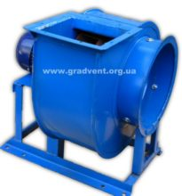 Вентилятор центробежный ВЦ 14-46 № 5 (ВР 287-46-5) с электродвигателем 7,5 кВт, 1000 об/мин