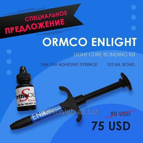 Купить Материал Enlight Ormco для фиксации брекетов 1+1 набор