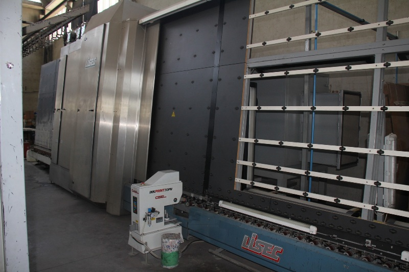 Buy Set of the equipment for production of double-glazed windows Lisec