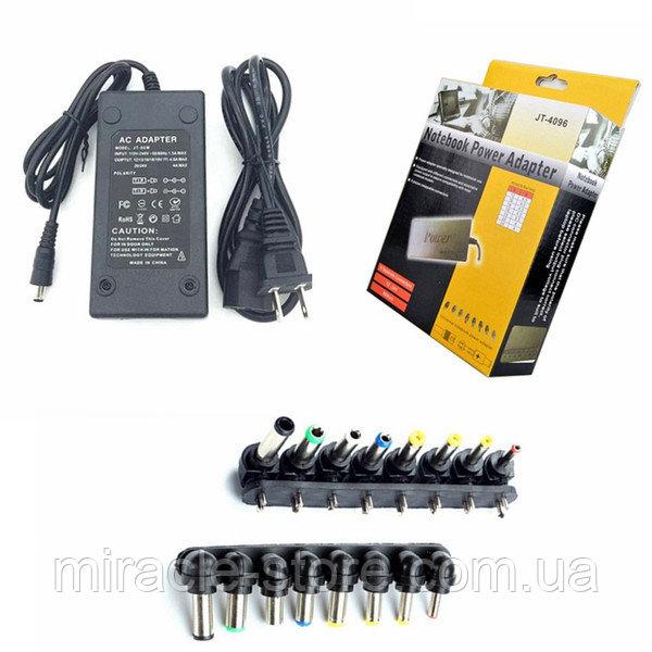 Купить Зарядное устройство для ноутбука 220V JT 120W зарядка для ноутбуков