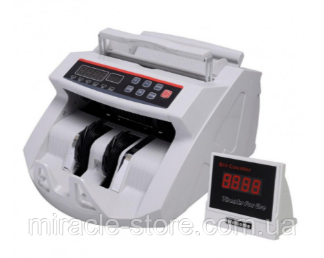Купить Счетная машинка Bill Counter 2089 счетчик для купюр c детектором UV