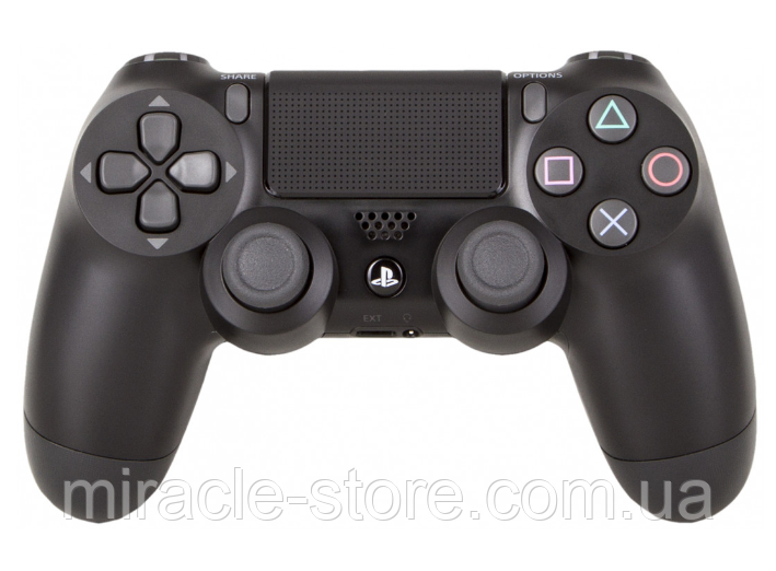 Купить Черный джойстик для PS4 Sony Dualshock PS4 V2 Black