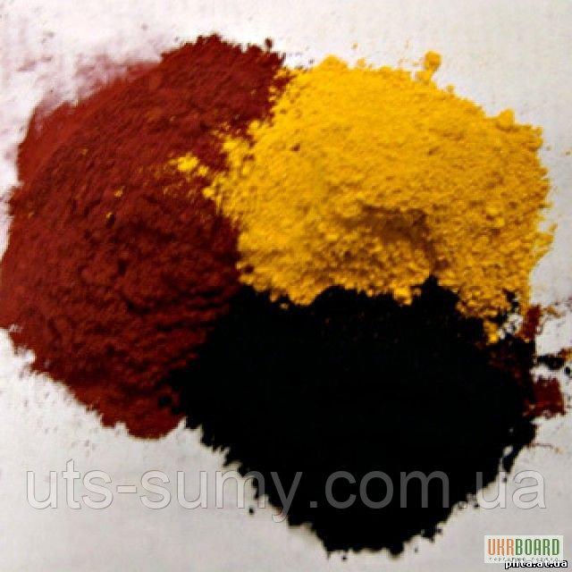 Купить Желтый железоокисный пигмент, арт. 510091412