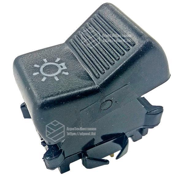 Купить П150М.25.52 Переключатель света фар, знак автопоезда МТЗ (клавиша)