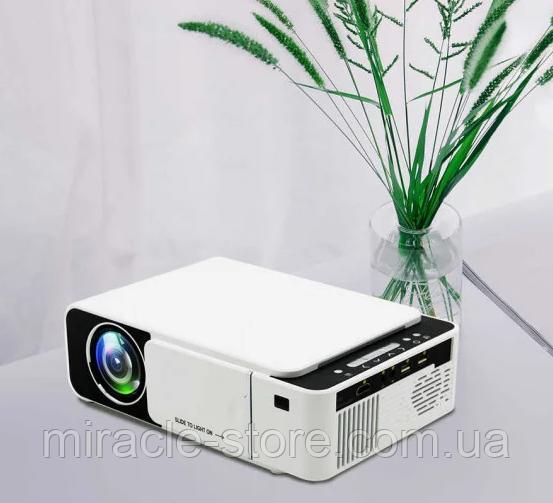 Купить Мультимедийный портативный светодиодный проектор T5 WiFi