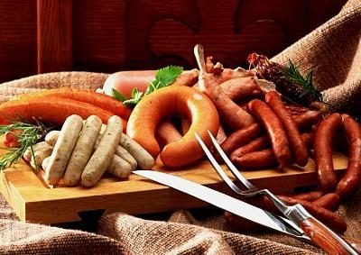 Оболочки колбасные натуральные, коллагеновые
