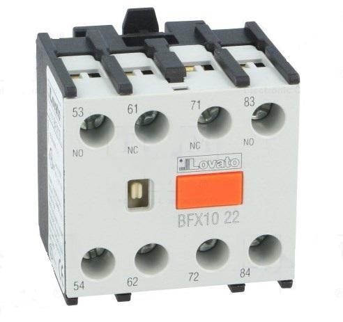 Купить Блок вспомогательных контактов BFX1022