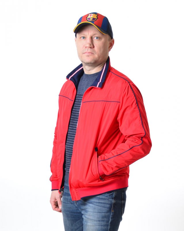 Купить Двухсторонняя мужская куртка ветровка Kings wind 7K168