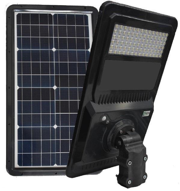 LSA100W - Уличное освещение на солнечной энергии, 100 W