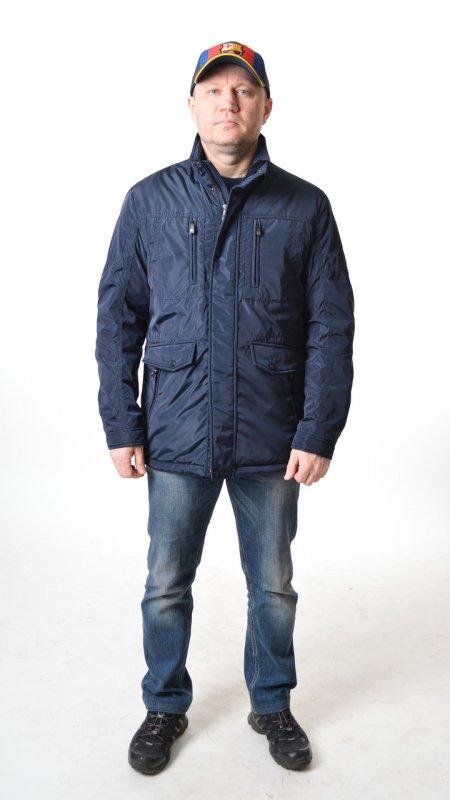 Купить Удлиненная мужская куртка ветровка Kings wind 7K650