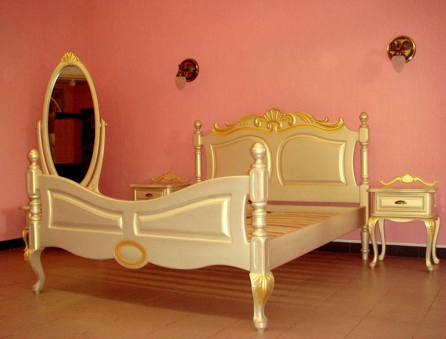 """Ліжко """"Біла Ніч"""""""