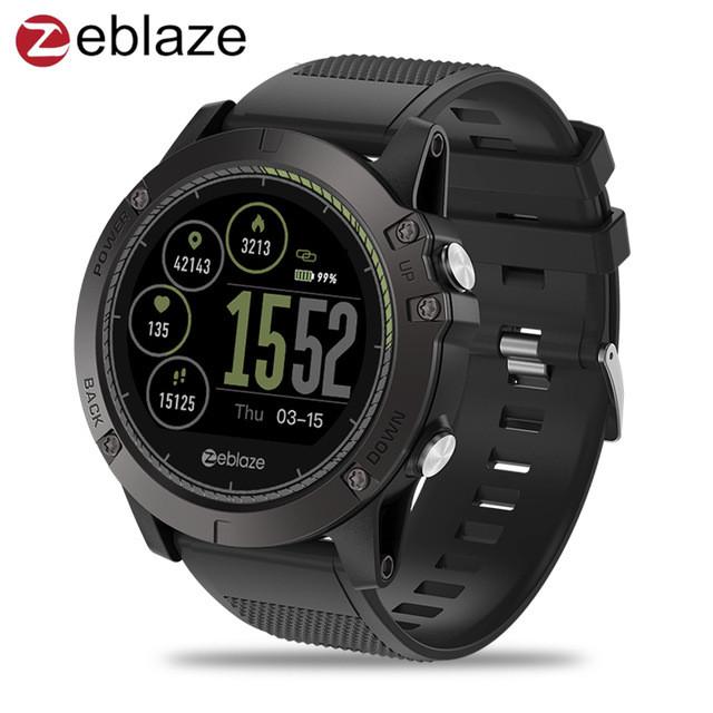 Купить Смарт часы Zeblaze Vibe 3 HR с пульсометром