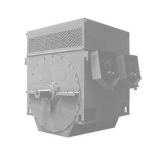Электродвигатели асинхронные серии АОД 560 габарита мощностью от 315 до 2000кВт, двухскоростные серии АОД