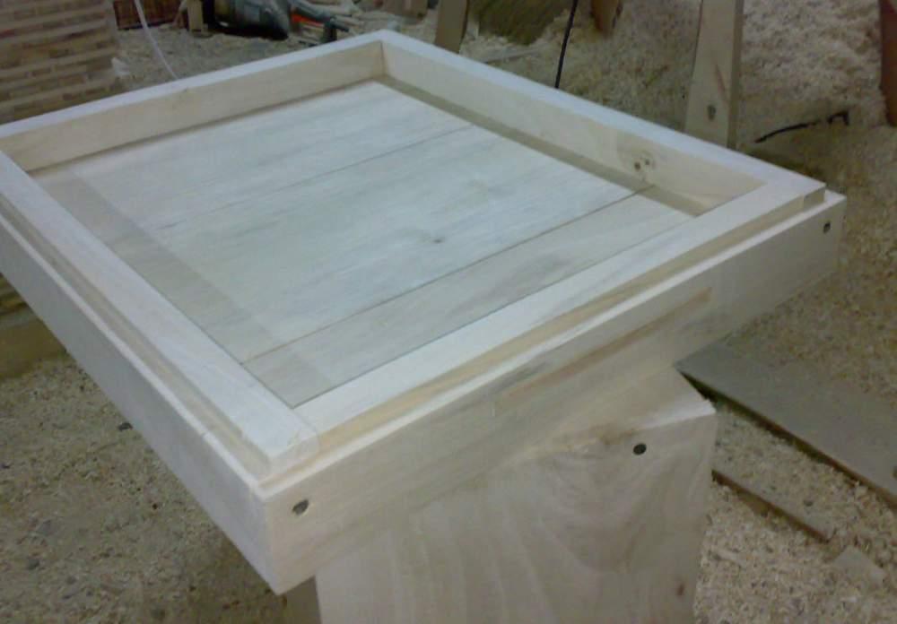 Улей деревянный корпусный