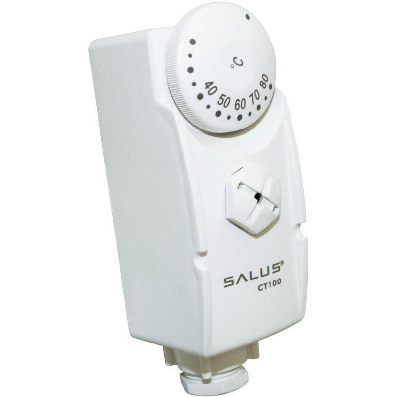 Купить Термостат Salus AT10 накладной на трубу для управления циркуляционным насосом