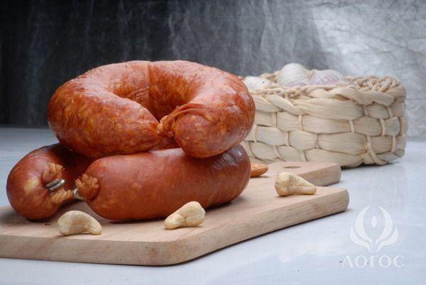 Тара для колбасных изделий . Производство оболочек для колбас.
