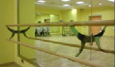 Кронштейн балетного станка двухрядного настенного