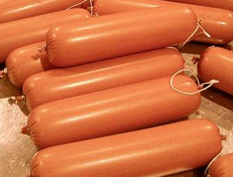Производство. Оболочки колбасные полиамидные.