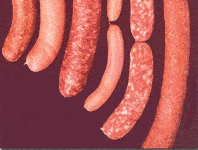 Производство. Оболочки колбасные белковые.