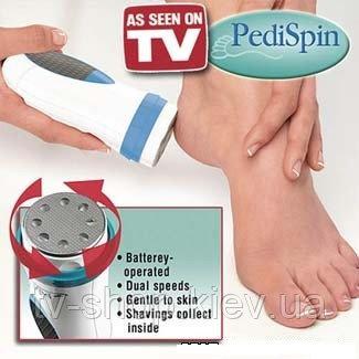 Купить Прибор по уходу за ногами Pedi Spin